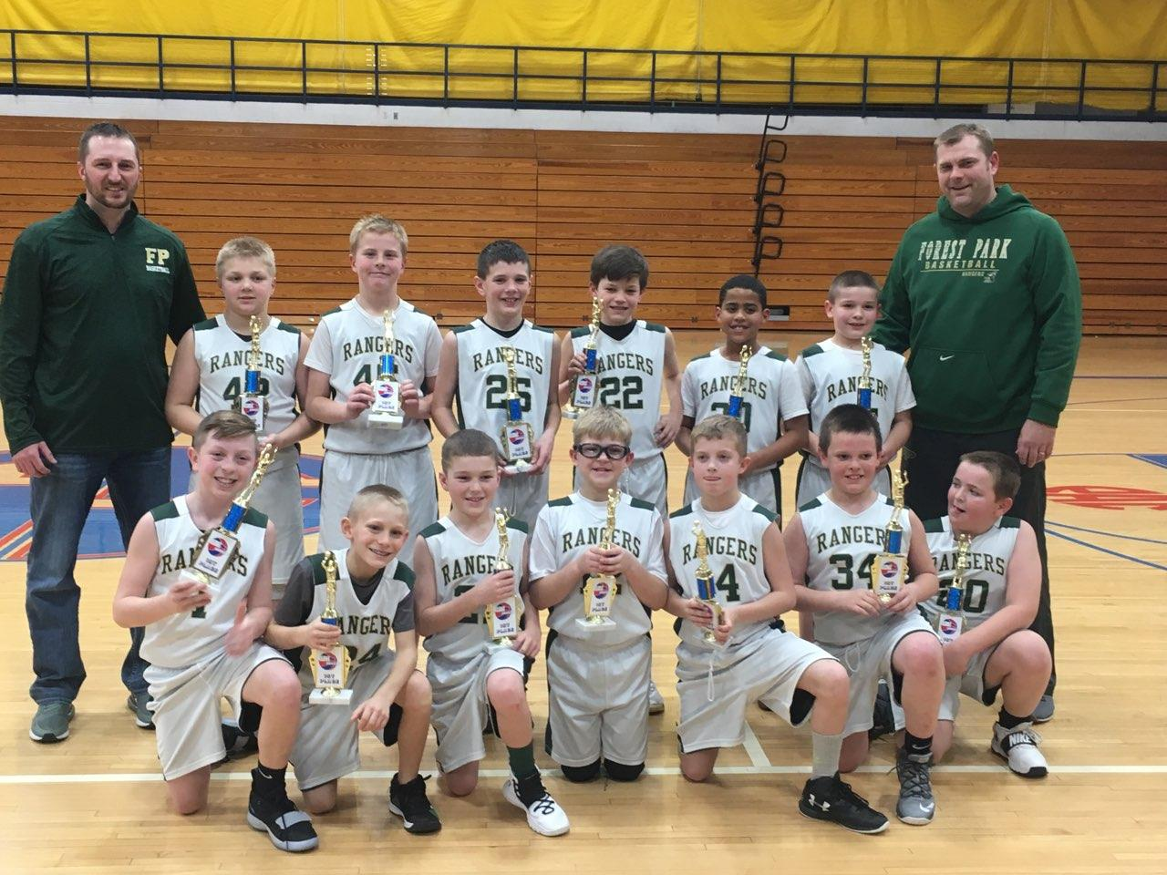 FP 4th Grade- 2019 Rebel Shootout Champs!